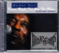 Buddy Guy - Damn Right, I've Got The Blues (Expanded Edition) (Sealed) (CD)