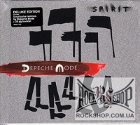 Depeche Mode - Spirit (Deluxe Digibook Edition) (Sealed) (2CD)