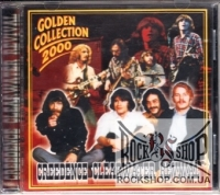 Creedence Clearwater Revival - Golden Collection 2000 (CD-DA)