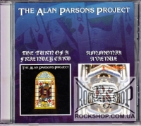 Alan Parsons Project, The - The Turn Of The Friendly Card / Ammonia Avenue (CD-DA)