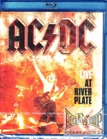 AC/DC - Live At River Plate (Sealed) (BLU RAY)
