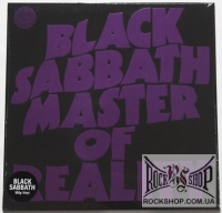 Black Sabbath - Master Of Reality (Embossed Box Sleeve 180g Vinyl) (Sealed) (LP)