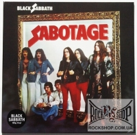 Black Sabbath - Sabotage (180g Vinyl) (Sealed) (LP)