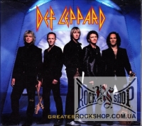 Def Leppard - Greatest Hits (2CD)
