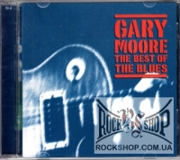 Moore, Gary - The Best Of The Blues (2CD-DA)