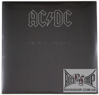 AC/DC - Back In Black (Sealed) (LP)