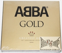 ABBA - Gold (Greatest Hits) (40th Anniversary Edition) (Sealed) (3CD)