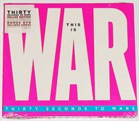 30 Seconds To Mars - This Is War (CD+DVD Deluxe Edition)