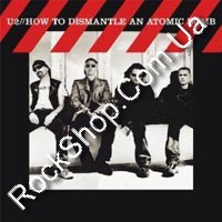 U2 - How To Dismantle An Atomic Bomb (CD-DA)