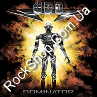 UDO (U.D.O.) - Dominator (CD-DA)