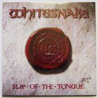 Whitesnake - Slip Of The Tongue (LP)