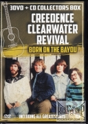 Creedence Clearwater Revival (CCR) - Born On The Bayou (Collectors Box) (Sealed) (3DVD+CD)