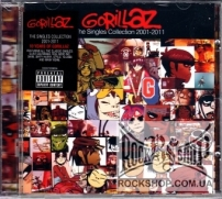 Gorillaz The Singles Collection 2001 2011 Sealed Cd