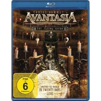 Avantasia - The Flying Opera - Around The World In 2 (Blu-ray)