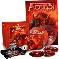 Accept - Blind Rage [Box Set] (CD+DVD+Blu-ray+2LP)