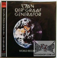 Van Der Graaf Generator - World Record (CD, MINI VINYL)